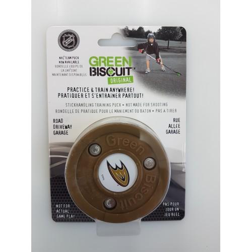 Green Biscuit NHL Anaheim Ducks