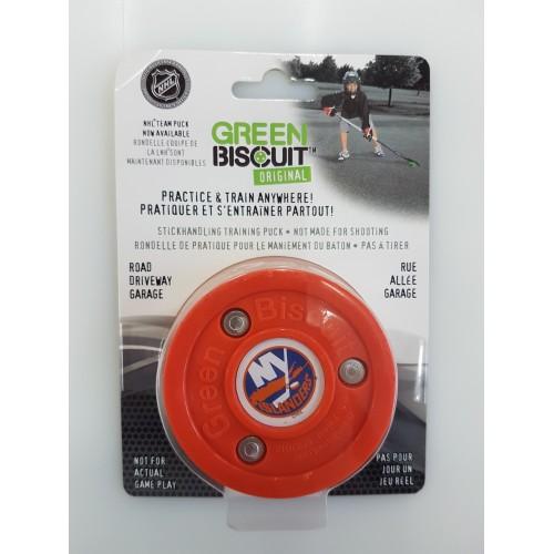 Green Biscuit NHL New York Islander