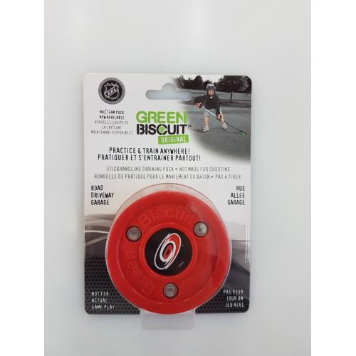 Green Biscuit NHL Carolina Hurricanes