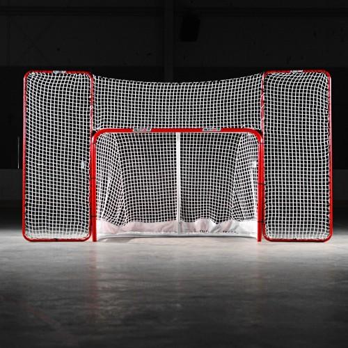 """HockeyShot hokejová branka 72"""" s postranními sítěmi"""