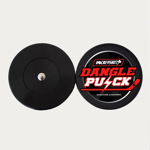 HockeyShot Dangle puck
