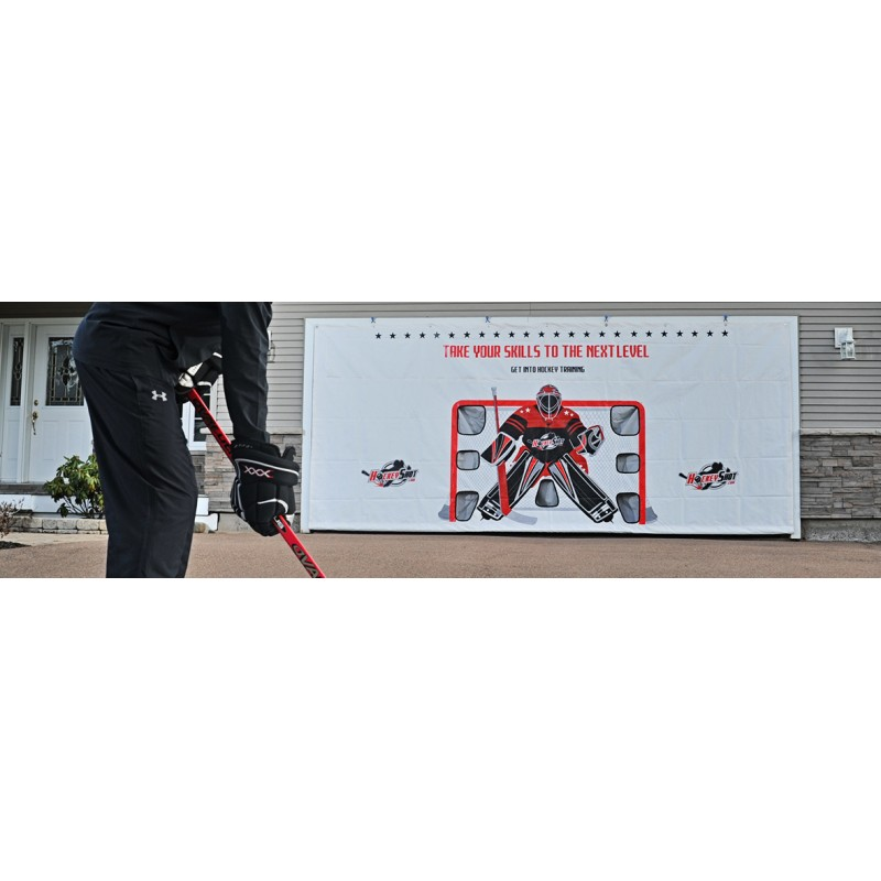 Hockey Shot střelecká plachta na vrata