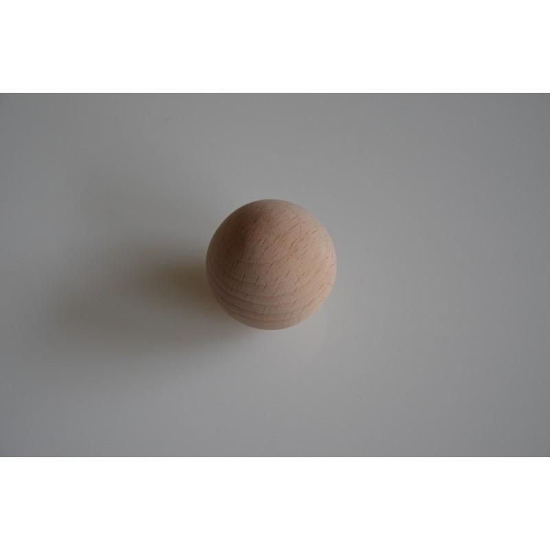 Dřevěná kulička - Wooden ball